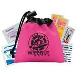 Custom Drawstring Cinch Tote Sun Kit
