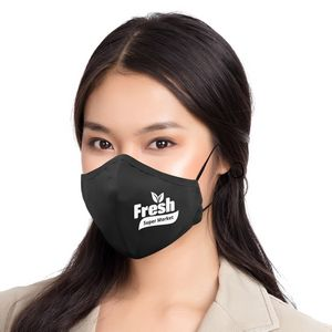 3 Ply Cotton Fitted Mask