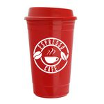 The Traveler 16 oz. Auto Tumbler