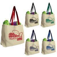 The Natural - 8 oz. Cotton Canvas Tote Bag