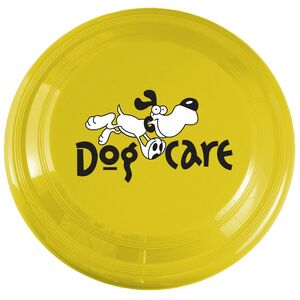 Custom Printed Dog Safe Flying Saucers and Discs