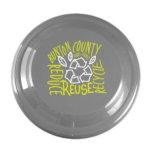 Custom Printed Recycled Material Flying Discs