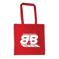 "15"" Natural Cotton Tote Bag"