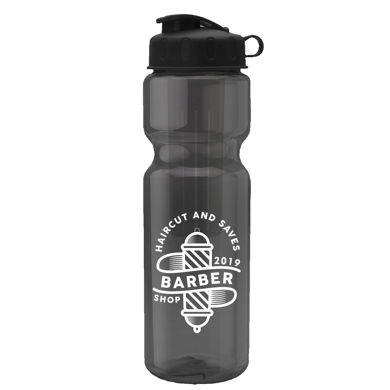 28 oz. Infuser Bottle with Flip Lid
