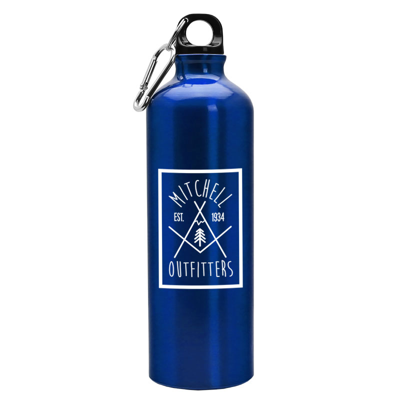 25 Oz. Aluminum Sport Bottle