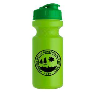 Custom Printed Recycled Material Sport Bottles!