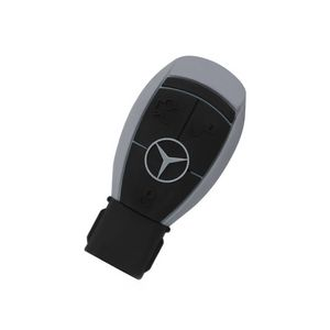 Custom Mercedes Benz Smart Key Power Bank 2600 mAh
