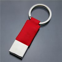 Mixed Leather Key Chains 15