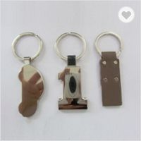 OEM cart coin keychains