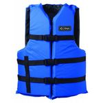 Custom Kemp USA Adult Universal Life Vest (Blue)