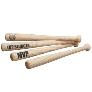 Custom Imprinted Baseball Bats