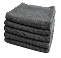 Express Wash Gray Microfiber Bulk Of Rags (No Imprint)