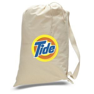 Canvas Laundry Bag - Small