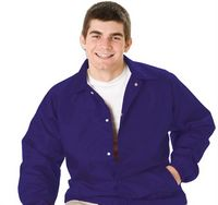 Purple Coach Jacket - (S-XL)