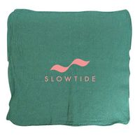 Green Heavy Weight Shop Towels - (No Imprint)