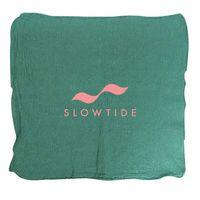 Green Heavy Weight Shop Towels - (No Imprint)