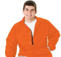 Orange Coach Jacket - (S-XL)