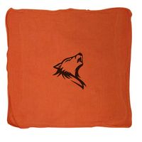 Orange Heavy Weight Shop Towels - (No Imprint)