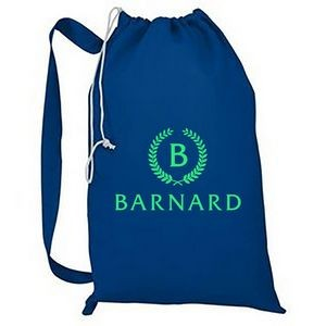 Colored Canvas Laundry Bag - Large