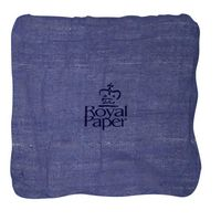 Blue Heavy Weight Shop Towels - (No Imprint)