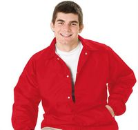 Red Coach Jacket - (S-XL)