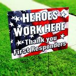 Custom Yard Signs-Double Sided