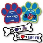 All Star Dogs™ Dog Car Magnet