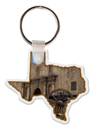 Texas State Shaped Promotional Items -