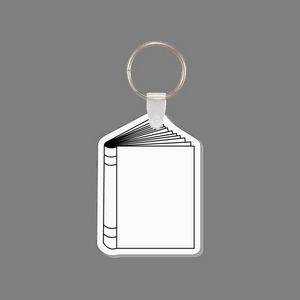 Promotional Product - Key Ring & Standing Book Key Tag