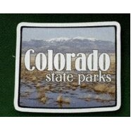Colorado - Magnet 2.75 Sq. In. & 15 MM Thick