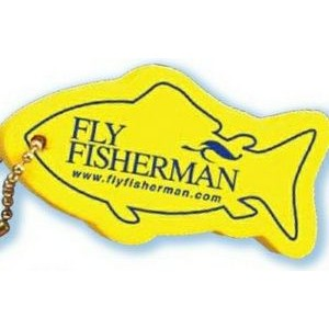 Floating Fish Key Tag W/ Chain (Unassembled)
