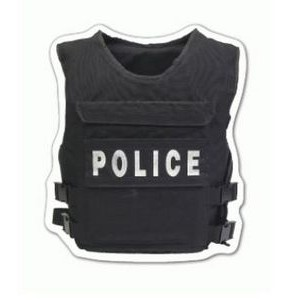 Bullet Proof Vest Magnet - 9.1-11 Sq. In. (30 MM Thick)