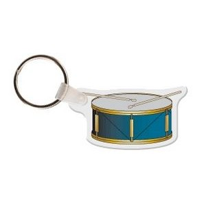 Drum Key Tag W/ Key Ring