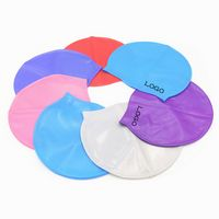 Silicone Swimming Cap