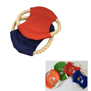 Rope Flying Disc