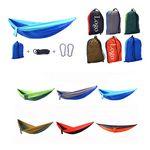 Custom Portable Foldable Campimg Hammock