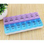 Custom Jumbo Pill Box