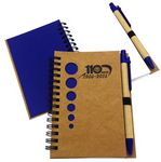 Custom Notepad with Pen in Holder