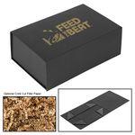 Custom Jumbo Rigid Folding Cardboard Gift Box