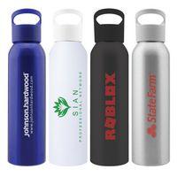 20 Oz. Victoria Aluminum Water Bottle