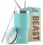 Custom Beast 20 oz Insulated Tumbler