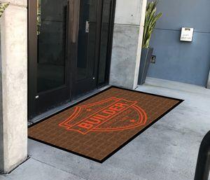 Brand Builder Entry Mat