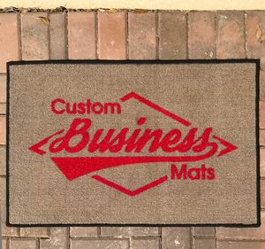 Brand Advocate Carpet Logo Floor Mat