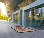 Custom Brand Ambassador Floor Mat