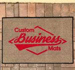 Custom Brand Advocate Carpet Logo Floor Mat
