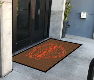 Brand Builder Entry Mat