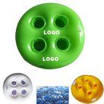 Custom Inflatable Pool Coasters Cup Drink Holder