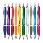 Custom Trans Brights Curvy Pen