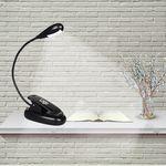Custom LED Bendable Book Light