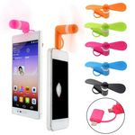 Custom 2 in 1 Mini Fan For all Smartphones